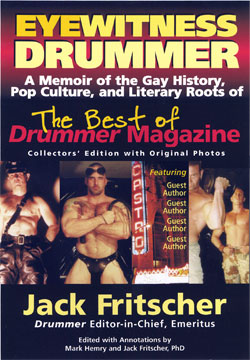 Drummer Magazine Gay 84